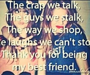 bestfriends, friends, and best friends image