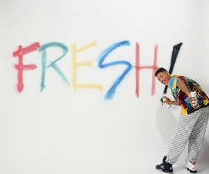 fresh, will smith, and fresh prince image