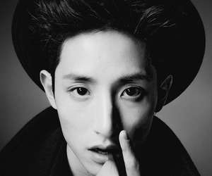 model, korean, and lee soo hyuk image