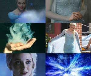 cosplay, freeze, and frozen image
