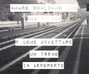 black and white, phrases, and treno image