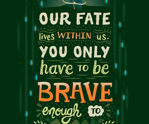 brave, disney, and quotes image