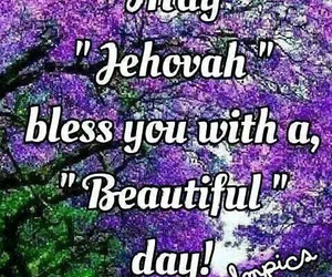 JW, jehovah, and beautifulday image