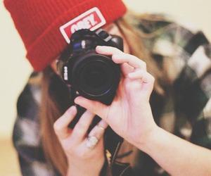 blond, boho, and camera image