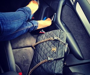 chanel, fashion, and louboutin image