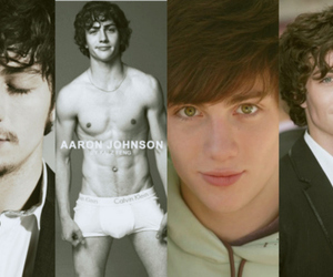 aaron johnson and sexy image