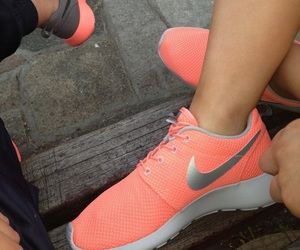 healthy, nike, and shoes image