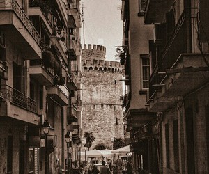 Greece and thessaloniki image