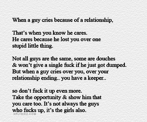 cry and Relationship image
