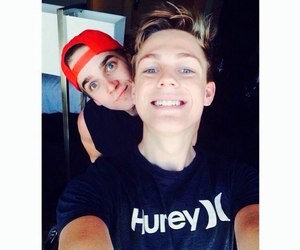 joe sugg, caspar lee, and cute image