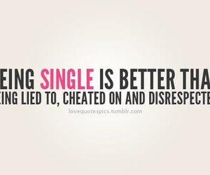 single and quote image
