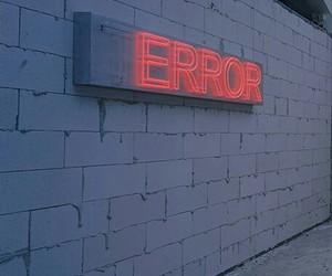 error, terror, and quotes image