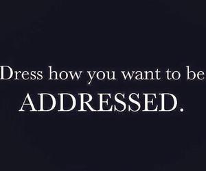 dress, life, and fashion image
