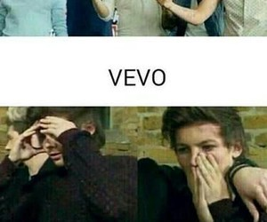 one direction, vevo, and liam payne image
