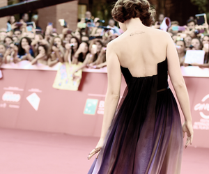 dress, lily collins, and love rosie image