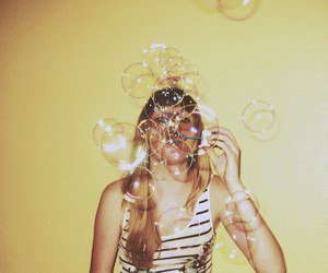 blow, bubbles, and fun image