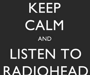 keep calm and radiohead image