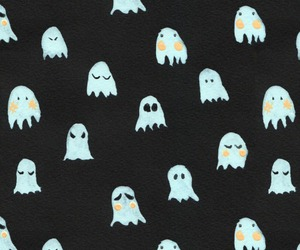 alien, cute, and ghost image