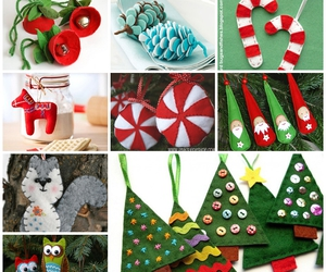 crafts, diy, and christmas idea image