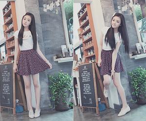 korean fashion, ulzzang fashion, and kstyle image