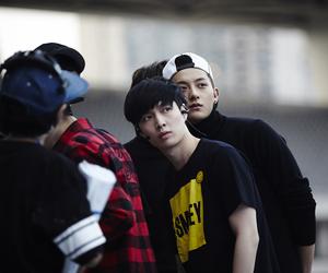 exo, lay, and tao image