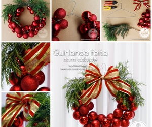 crafts, diy, and wreath image