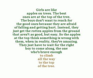 quotes, tree, and boy image