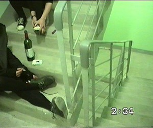 grunge, pale, and alcohol image