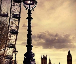 beauty and london image