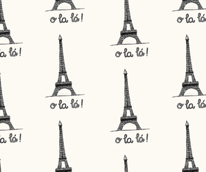 background, eiffel tower, and girly image