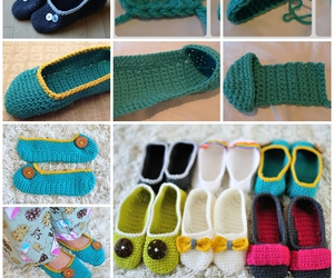 crafts, crochet, and diy image