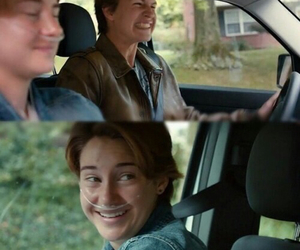 Shailene Woodley, the fault in our stars, and hazel grace image