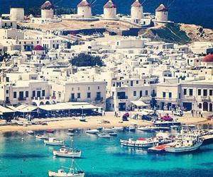 amazing, beautiful, and Greece image