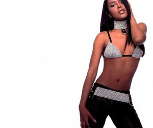 aaliyah and more than a woman image