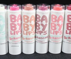 baby lips, lips, and makeup image
