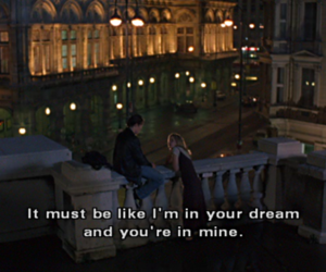 before sunrise, love, and quotes image