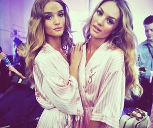 model, girl, and Victoria's Secret image