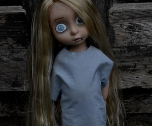 collection, creepy doll, and doll repaint image