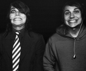 bands, mcr, and my chemical romance image