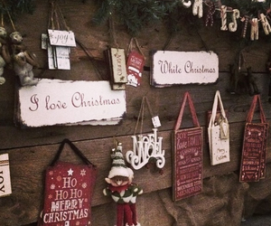 christmas, home decor, and smile image
