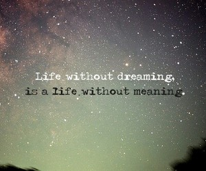 dreaming, galaxy, and happyness image