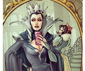 disney, snow white, and instagram image