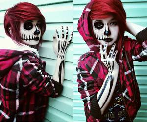 55 Images About Skull Makeup On We Heart It See More About