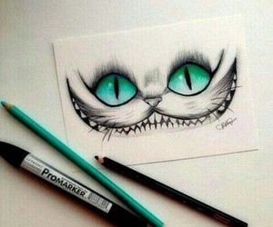 cat, disney, and draw image