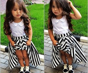 beauty, kid, and todler image