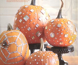 Halloween, pumpkin, and sparkle in so cal contest image