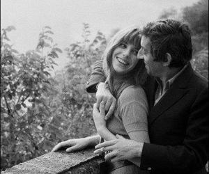 jane birkin, serge gainsbourg, and 60s image