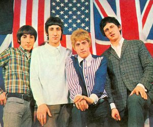 60's, keith moon, and Pete Townshend image