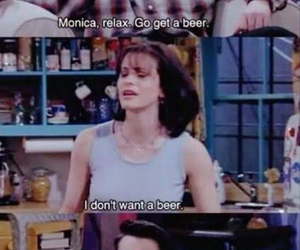 beer, monica, and statements image