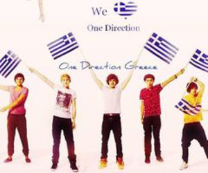 1d come to greece and 1d come to greece. image